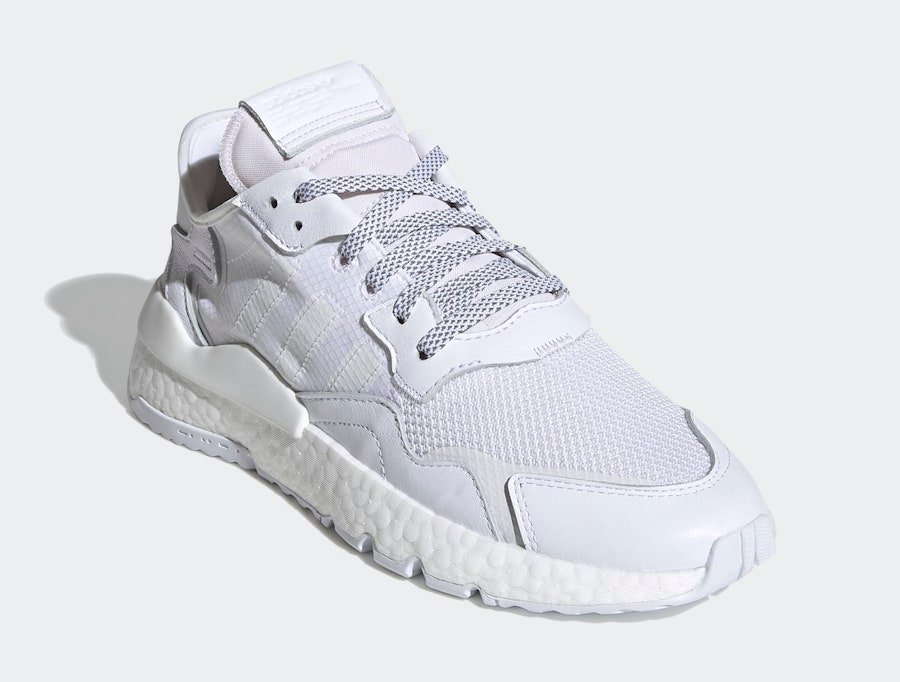adidas Nite Jogger White Reflective FV1267 Release Date Info