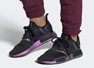 adidas NMD R1 Eggplant FV8732 Release Date Info