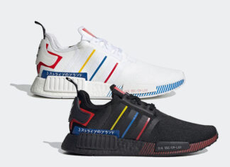 adidas NMD R1 Olympic Pack FY1432 FY1434 Release Date Info