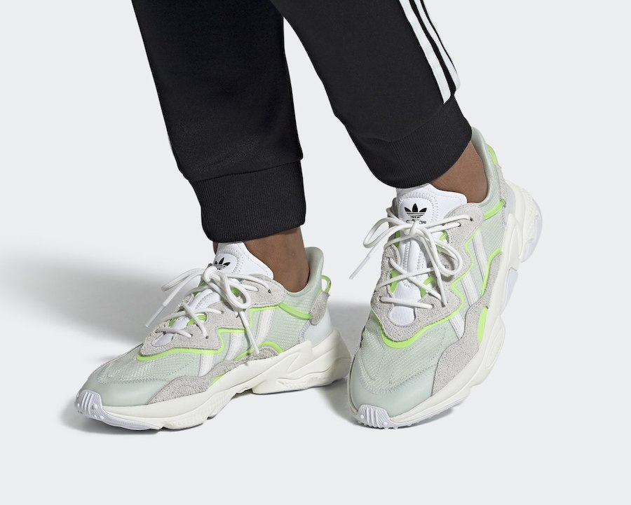 adidas Ozweego Dash Green EF4288 Release Date Info