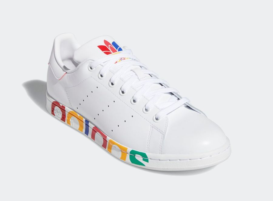 adidas Stan Smith Olympic FY1146 Release Date Info