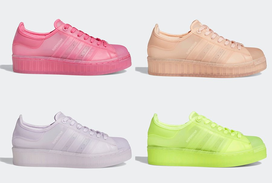 adidas Superstar Jelly Release Date Info
