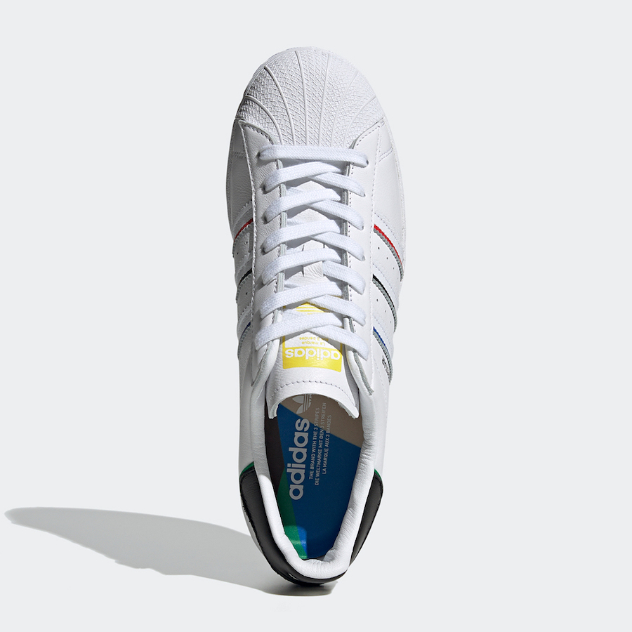 adidas Superstar Olympics FY2325 Release Date Info