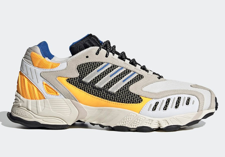 adidas Torsion TRDC White Bliss Black FW9170 Release Date Info