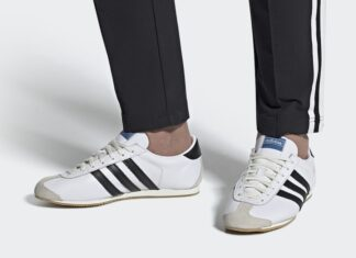 adidas Training 76 SPZL White Black EH3058 Release Date Info