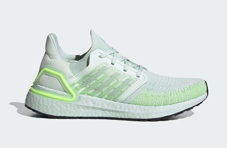 adidas Ultra Boost 2020 Available in 'Green Tint'