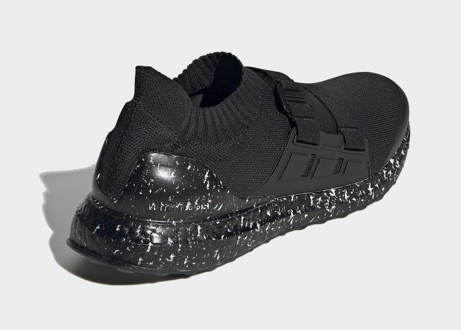 adidas Ultra Boost AH-001 Black FW2587 Release Date Info