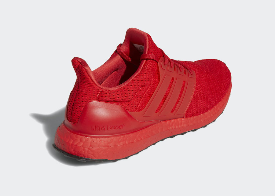 adidas Ultra Boost Red Scarlet FY7123 Release Date Info