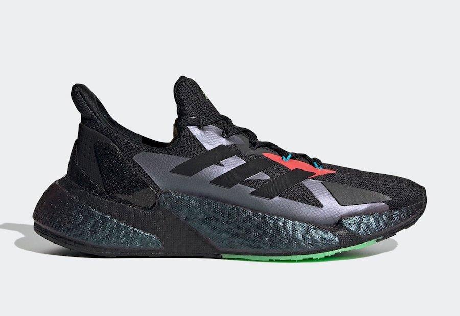 adidas X9000L4 Black Grey Six FW4910 Release Date Info