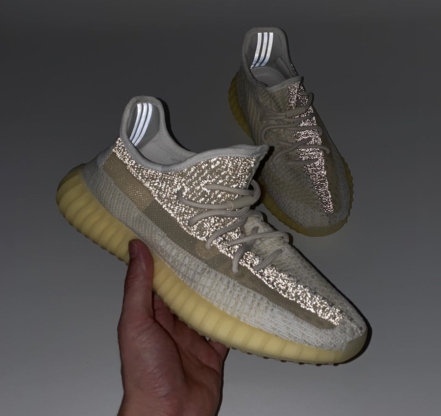 adidas Yeezy Boost 350 V2 Abez Reflective Release Date