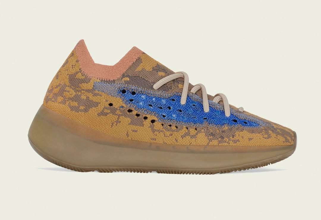 adidas Yeezy Boost 380 Blue Oat Q47306