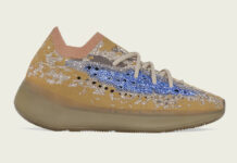 adidas Yeezy Boost 380 Blue Oat Reflective FX9847 Release Date
