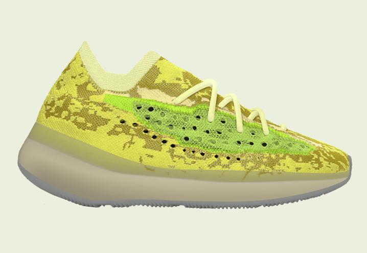 adidas Yeezy Boost 380 Hylte Glow Release Date Info