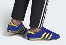 adidas Zurro SPZL Bold Blue Bright Yellow FV5481 Release Date Info