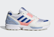 adidas ZX 8000 Royal Blue Pink FX3940 Release Date Info
