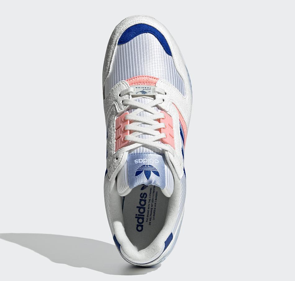 adidas ZX 8000 Royal Blue Pink FX3940 Release Date Info