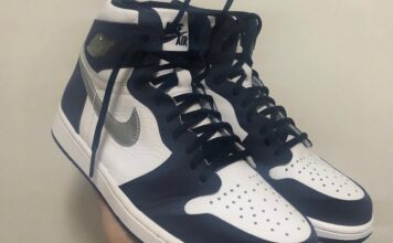 Air Jordan 1 High Japan Midnight Navy DC1788-100