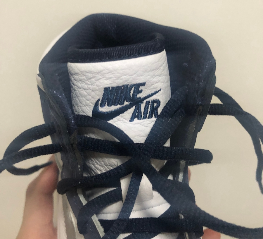 Air Jordan 1 High Japan Midnight Navy DC1788-100 Release Info