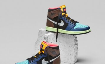 Air Jordan 1 High OG Bio Hack 555088-201 Release