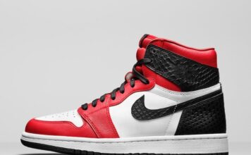 Air Jordan 1 High OG WMNS Satin Snake CD0461-601 Release Date