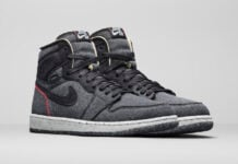 Air Jordan 1 High Zoom Crater Release Date