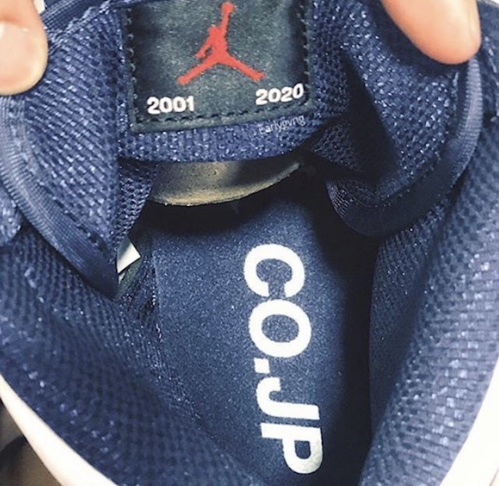 Air Jordan 1 Japan Midnight Navy DC1788-100 2020 Release Details