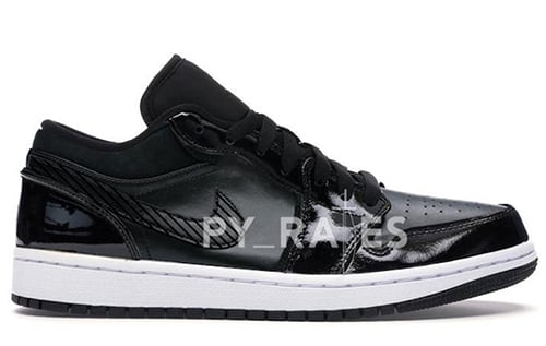 Air Jordan 1 Low 2021 All-Star Release Date