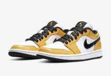 Air Jordan 1 Low Laser Orange CZ4776-107 Release Date Info