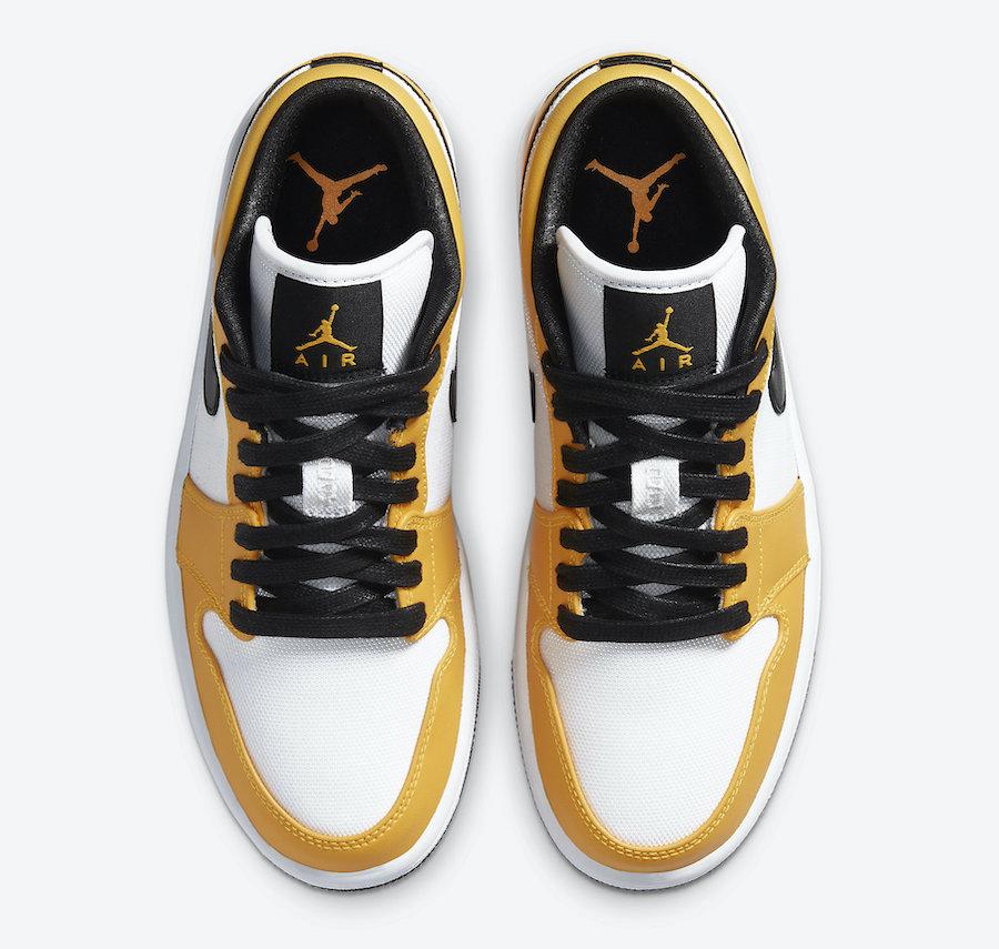 Air Jordan 1 Low Laser Orange CZ4776-107 Release Date Info
