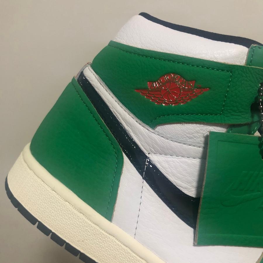Air Jordan 1 Lucky Green Air Jordan 1 Lucky Green DB4612-300 Release Date