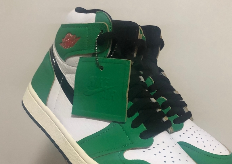 Air Jordan 1 Lucky Green DB4612-300