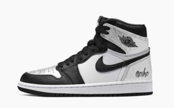 Air Jordan 1 Silver Toe CD0461-001 Release Date Info