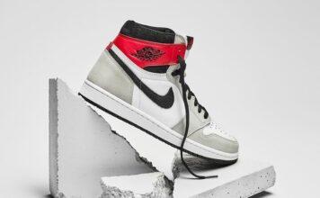 Air Jordan 1 Smoke Grey 555088-126 Release Date