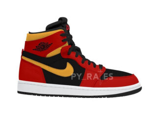 Air Jordan 1 Zoom Comfort Black Chile Red Release Date Info