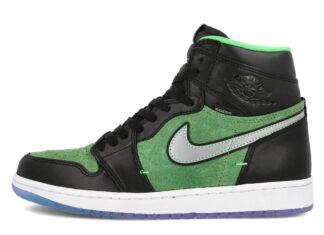 Air Jordan 1 Zoom Rage Green CK6637-002 Release Date