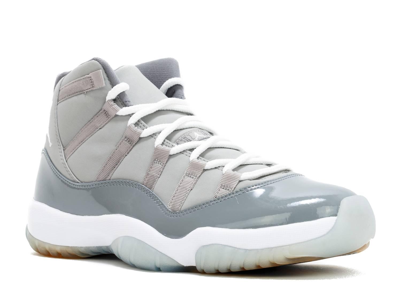 Air Jordan 11 Cool Grey 2010