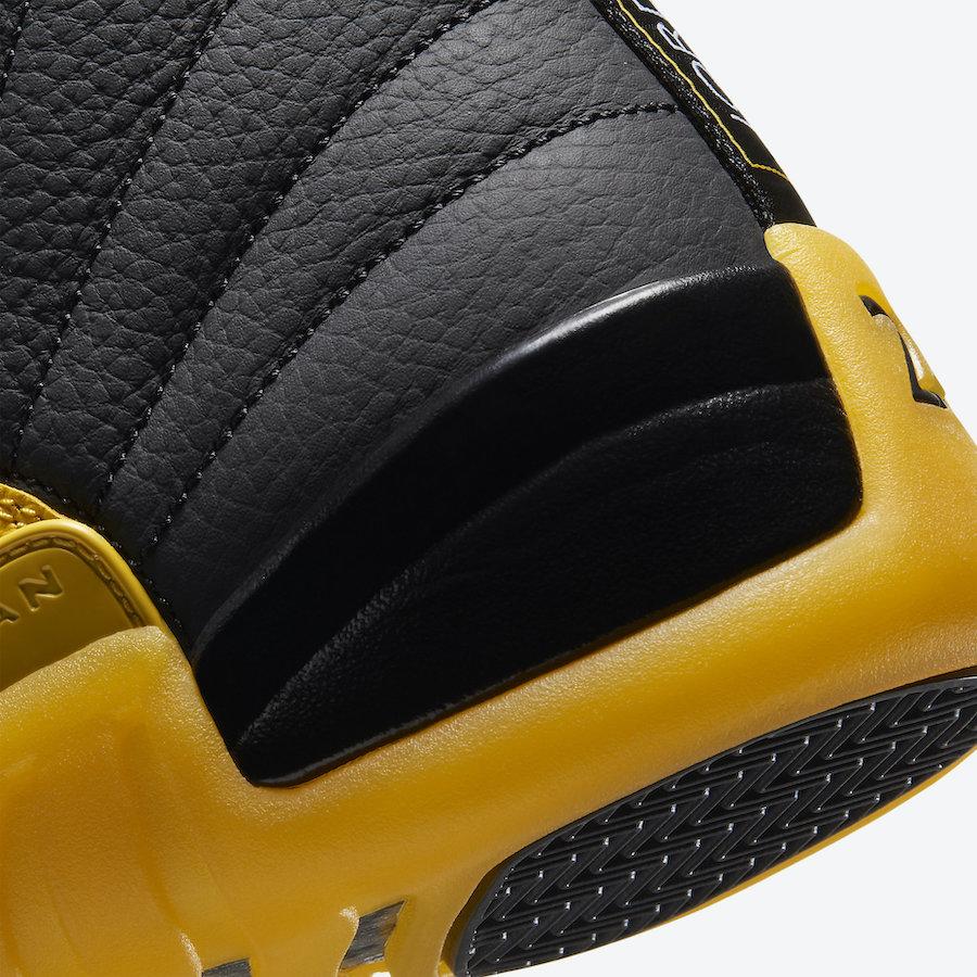 Air Jordan 12 University Gold 130690-070 Release Info Price