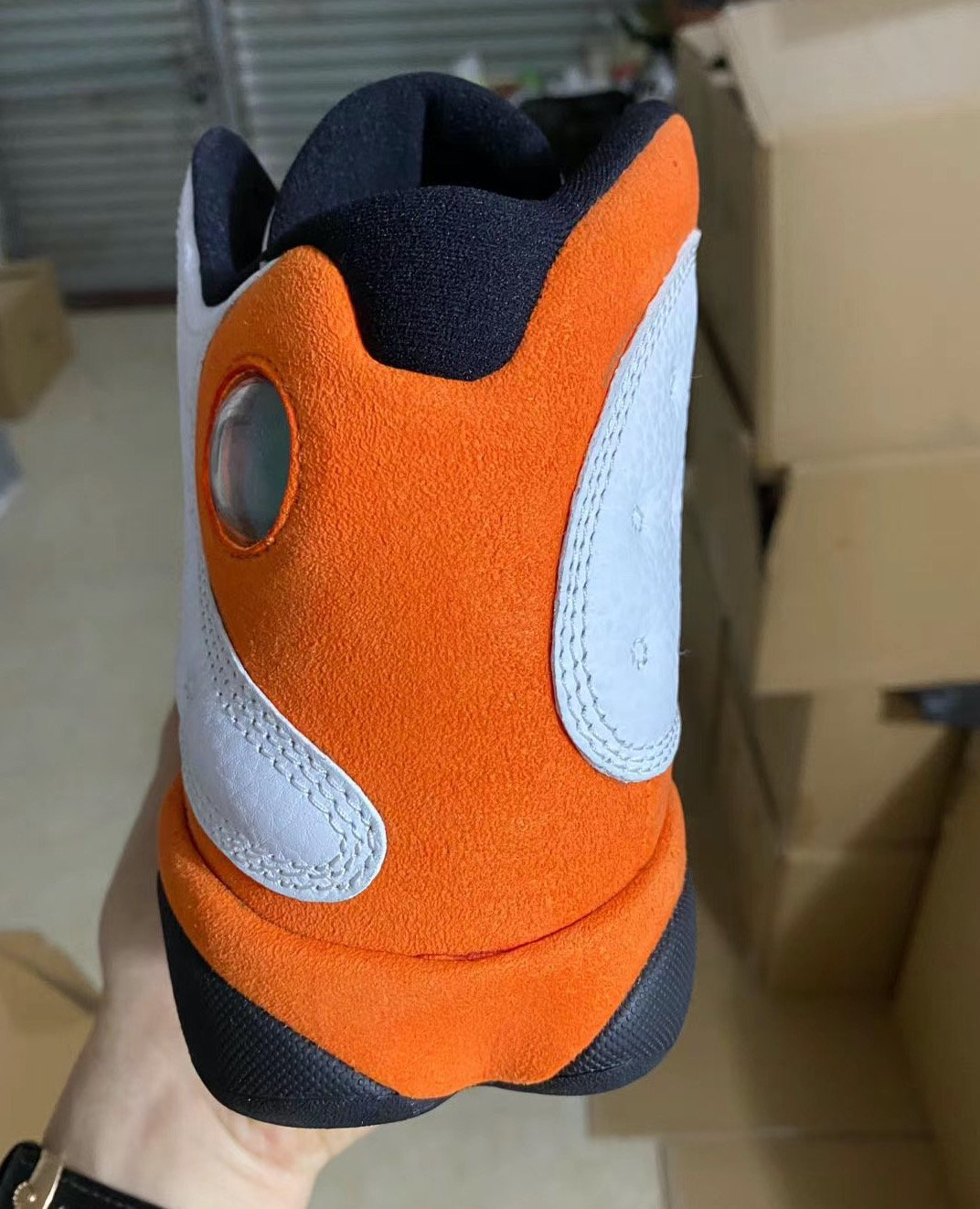 Air Jordan 13 Starfish 414571-108 Release Info