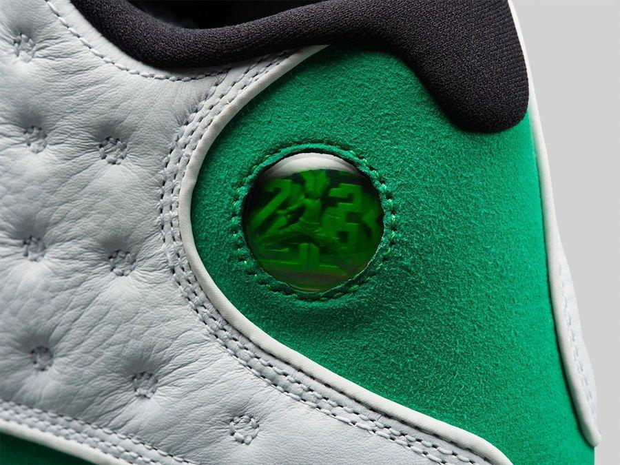 Air Jordan 13 XIII Lucky Green DB6537-113 Release Info