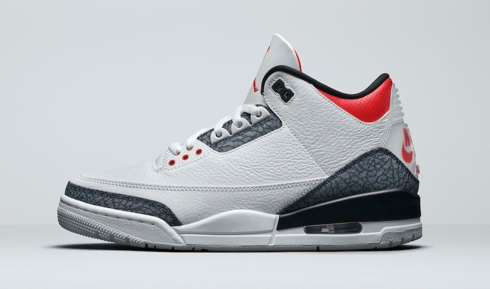 Air Jordan 3 Denim CZ6431-100 Release Date