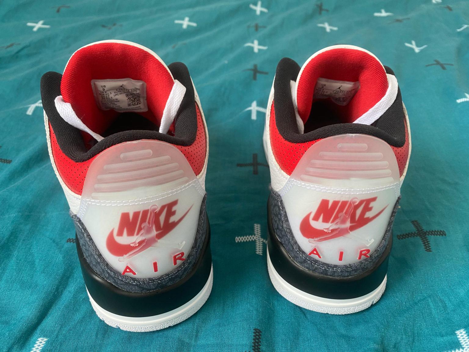 Air Jordan 3 SE Denim Fire Red CZ6431-100 Release Details