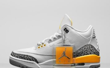 Air Jordan 3 Womens Laser Orange CK9246-108 Release Date