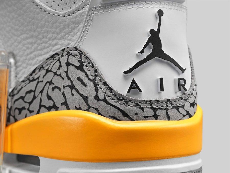 Air Jordan 3 Womens Laser Orange CK9246-108 Release Date