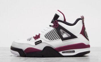 Air Jordan 4 PSG Release Date
