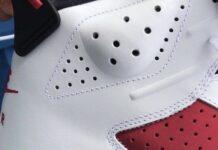 Air Jordan 6 Carmine 2021 CT8529-106