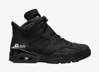 Air Jordan 6 SD Triple Black WMNS DB9818-001 Release Date Info