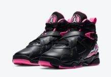 Air Jordan 8 GS Pinksicle 580528-006 Release Date
