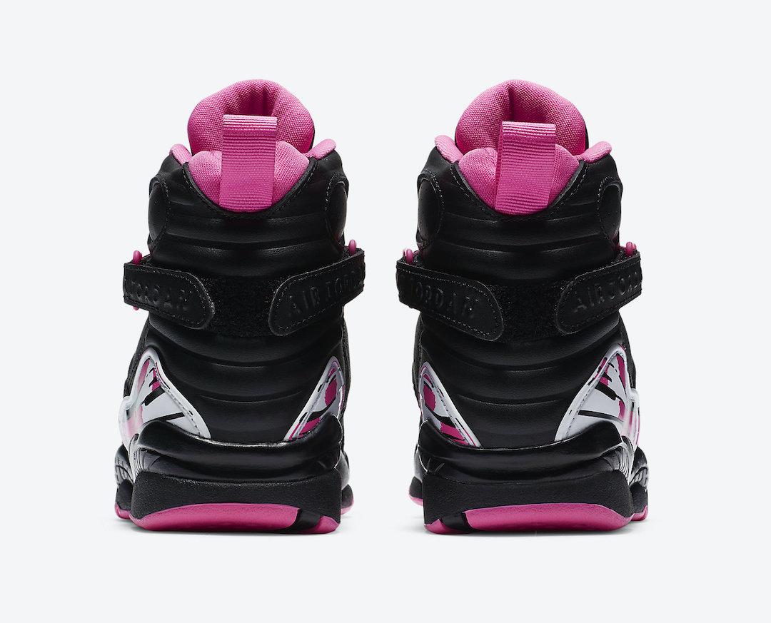 Air Jordan 8 GS Pinksicle 580528-006 Release Date