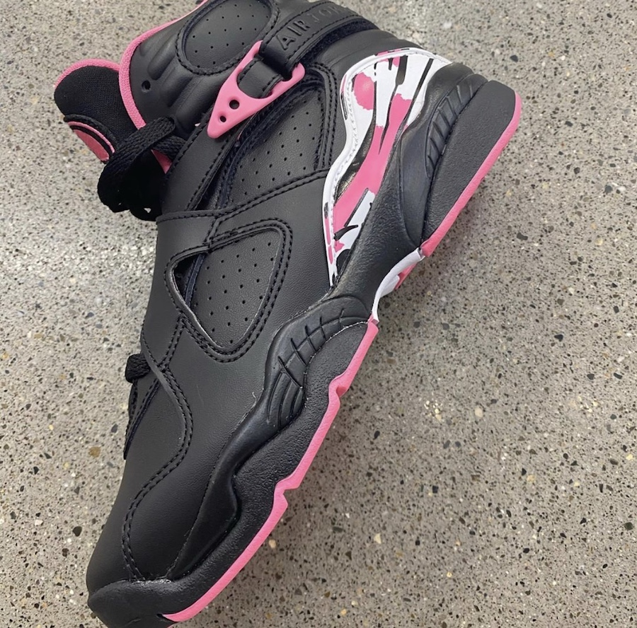 Air Jordan 8 GS Pinksicle 580528-006 Release Date Info