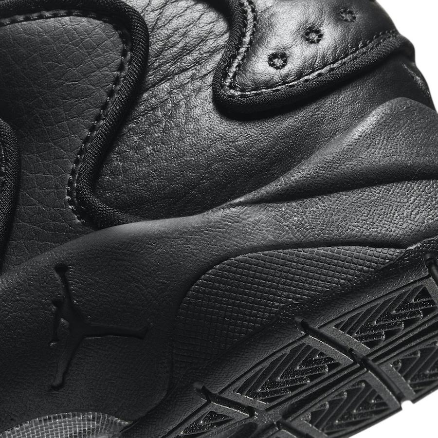 Air Jordan Womens OG Triple Black CW0907-001 Release Date Info